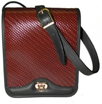 The Classic Leather Saddlebag