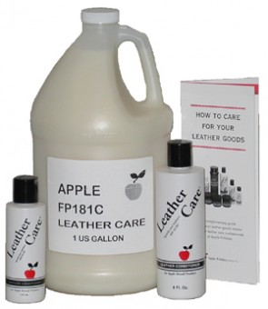 Apple Leather Care 1 gallon