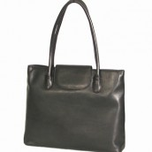 The Classic Leather Tote Bag: Image