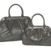 Large Leather Satchel: Image