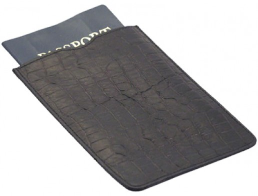 Mississippi Collection Passport Sleeve