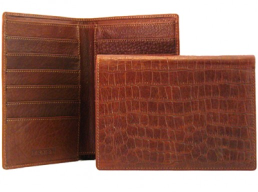 Mississippi Collection Passport Wallet